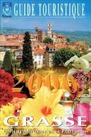 Ancien Guide Touristique Grasse Capitale Mondiale Des Parfums (2000) 36 Pages (voir Scan Du Sommaire) - Dépliants Touristiques