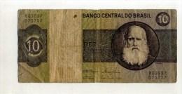 - BILLET BRESIL . 10000 C. - Brasil