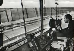 LECCE-AEROPORTO AIRPORTO- F. CESARI-SCUOLA VOLO-viaggiata - Lecce