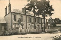 SALBRIS LA GENDARMERIE - Salbris