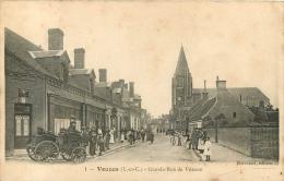 VOUZON GRANDE RUE - France