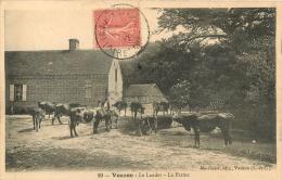 VOUZON LE LAUDET LA FERME - France