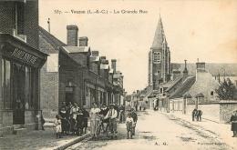 VOUZON  LA GRANDE RUE - France