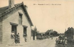 RARE VOUZON RUE DE LA GARE - France