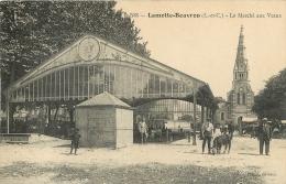 LAMOTTE BEUVRON LE MARCHE AUX VEAUX - Lamotte Beuvron