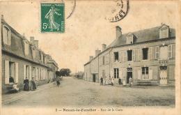 NOUAN LE FUZELIER RUE DE LA GARE - France