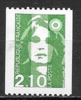 Année 1990 _ N° 2627**+2628**+2629**+2630** - France