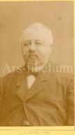 Photo-carte De Visite / CDV / Homme / Man / Photo L. H. Zeyen / Liège / Luik - Oud (voor 1900)