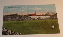 Navin Field American League Park Detroit Mich. 1923 Base Ball  #AK5900 - Detroit