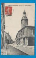 SAUZE-VAUSSAIS    Grande Rue      écrite En 1907 - Sauze Vaussais