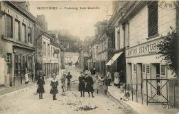 MONTOIRE FAUBOURG SAINT OUSTRILLE - Montoire-sur-le-Loir