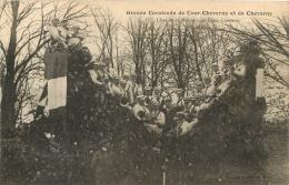 GRANDE CAVALCADE DE COUR CHEVERNY ET DE CHEVERNY CHAR DE LA MUSIQUE DE COUR CHEVERNY - Cheverny