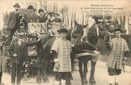 GRANDE CAVALCADE DE COUR CHEVERNY ET DE CHEVERNY CHAR DU RAVITAILLEMENT - Cheverny