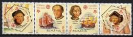 Roumanie - 2005 - Yvert N° 5011 à 5014 **  - Europa - Nuevos