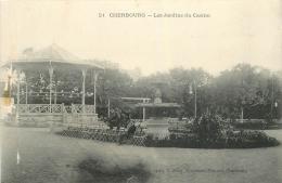 50 CHERBOURG Les Jardins Du Casino - Cherbourg