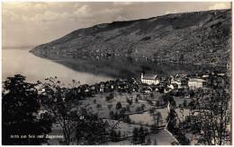 Zwitserland/Der Schweisz, Arth Am See Mit Zugersee, 1964 - SZ Schwyz