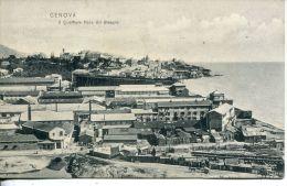 N°46144 -cpa Genova -il Quartiere Foca Del Bisagno- - Genova (Genoa)