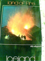 ISLAND ISLANDA HEKLA VULCANO ERUZIONE 1970 Volcanic Island Volcano Lava V1975  FF8168 - Islanda