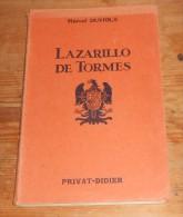 Lazarillo De Tormes. Marcel Duviols. 1950. - School