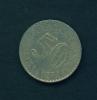 MALAYSIA  -  1973  50s  Circulated Coin - Malaysia