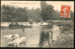 Toutry  -  Barrage Sur Le Serein - Other Municipalities