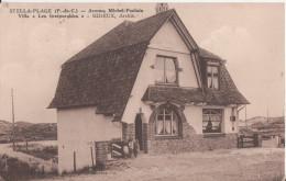 62  Stella Plage Avenue Michel Poulain Villa Les Inseparables - Other Municipalities