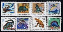 Vietnam Viet Nam MNH Perf Stamps 1979 : Prehistoric Animals / Fauna / Dinosaur (Ms345) - Vietnam