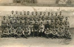 TOULOUSE CARTE PHOTO 1929   8EM  GENIE - Toulouse