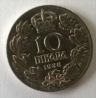 Monnaie -  Yougoslavie - 10 Dinara 1938 - Superbe - - Yugoslavia