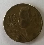 Monnaie -  Yougoslavie - 10 Dinara 1963 - - Yougoslavie