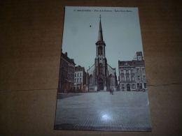 BC10-2-107 LC139 Molenbeek Place De La Duchesse Eglise Ste Barbe - Molenbeek-St-Jean - St-Jans-Molenbeek