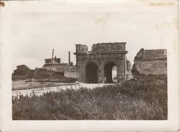Photo Septembre 1915 ARRAS - La Porte Baudimont (A128, Ww1, Wk 1) - Arras