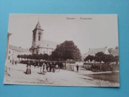 Dorpsplaats Evergem ( REPRO Copie / Copy ) - Anno 19?? ( Zie Foto Voor Details ) !! - Evergem