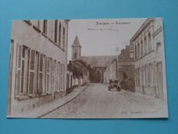 Voorstraat Evergem ( REPRO Copie / Copy ) - Anno 19?? ( Zie Foto Voor Details ) !! - Evergem
