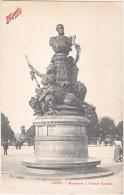 75. PARIS. Monument à Francis Garnier - France