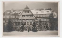 ALLEMAGNE - HINTERZARTEN Photo De L'hôtel Weisses ROSSLE - Hinterzarten