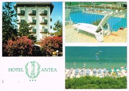 O1020 Pinarella Di Cervia (Ravenna) - Viale Italia - Hotel Antea / Viaggiata 1995 - Italie