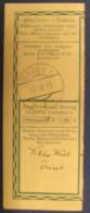 Grado (Go)  - Abschnitt Von Postanweisung 1913 - Affrancature Meccaniche Rosse (EMA)