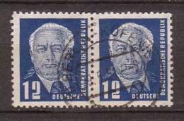 DDR , 1952 , Mi.Nr. 323 O / Used Wa. Paar - DDR