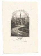 327. MARIA-ELISABETH  VANWEST  -  SINT-TRUIDEN 1846 (30 J.) - Devotion Images