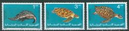 Mauritania 1981 Turtles MNH** - Lot. 4479 - Mauritania (1960-...)