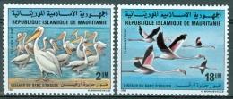 Mauritania 1982 Birds MNH** - Lot. 4484 - Mauritania (1960-...)