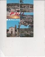 Saint-Mandrier - Carte Multivues, Ref 1512-1340 - Saint-Mandrier-sur-Mer