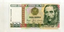 - PEROU . 1000 I. 1988 - Perú