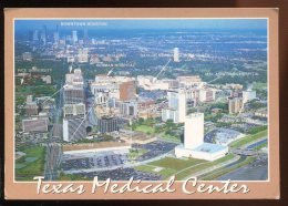 CPM Etats Unis HOUSTON The Texas Médical Center - Houston