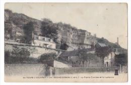 ROCHECORBON. - La Pierre Tombée Et La Lanterne - Rochecorbon