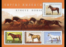 KYRGYZSTAN 2009 Kyrgyz Horse - Kyrgyzstan