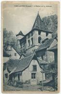15 - VIEILLEVIE - L'Eglise Et Le Château - Other Municipalities