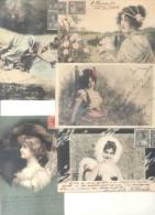 CORRESPONDENCIA DE LA ARISTOCRACIA ARGENTINA - RICARDO THWAITES INSIARTE FESTEJA A LAURA ARECHAVALETA EN 1903 RARE ET BE - Autogramme & Autographen