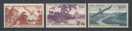 OCEANIE 1948 PA 26/28 ** Neufs = MNH Paille D'origine Dans La Gomme N° 28 Cote 103,50 € Oiseaux Birds Avions  Planes - Oceania (1892-1958)